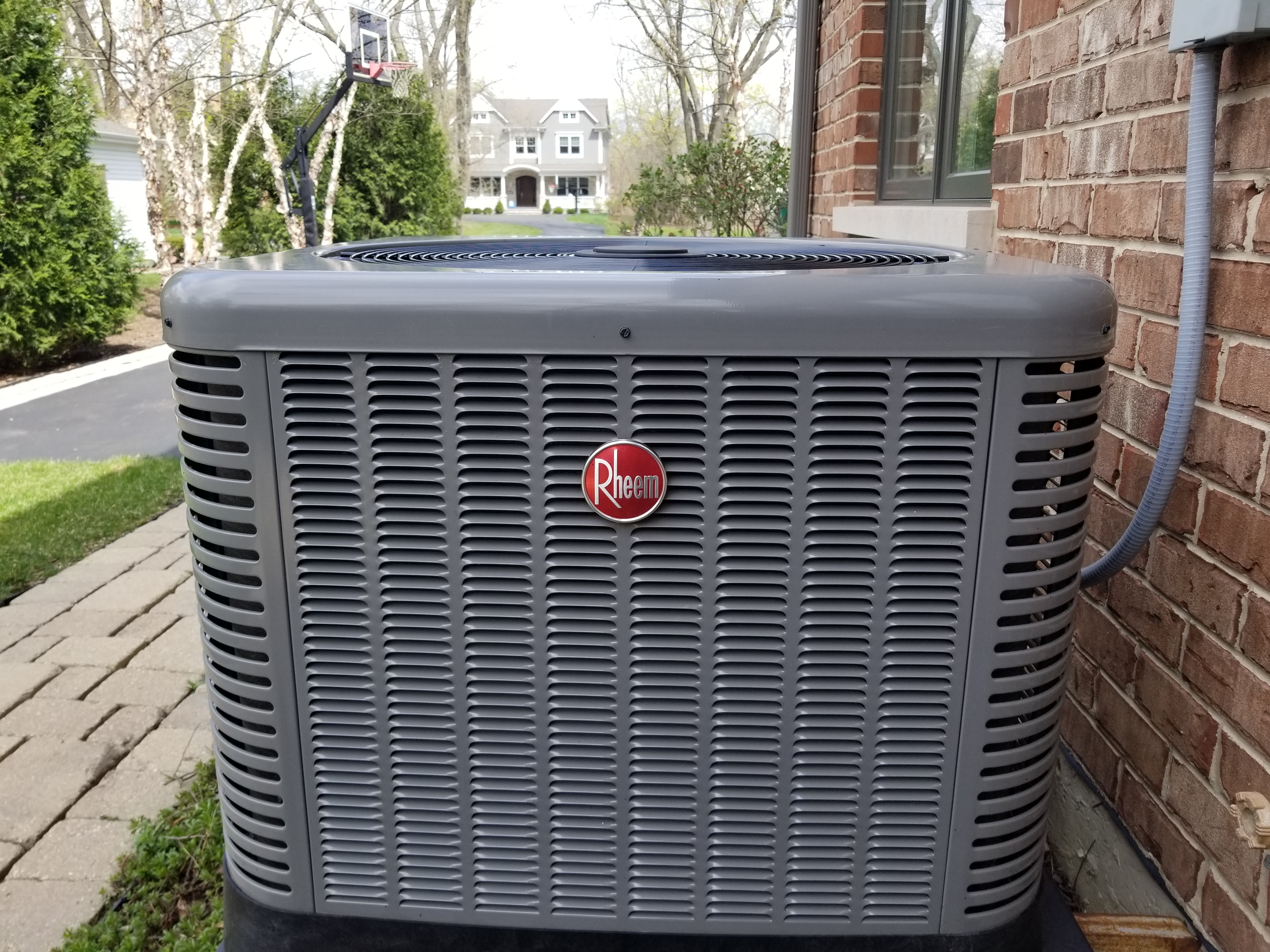 Performed annual maintenance on the Rheem and Goodman air conditioning systems and made adjustments to improve the overall efficiency and life expectancy of the equipment