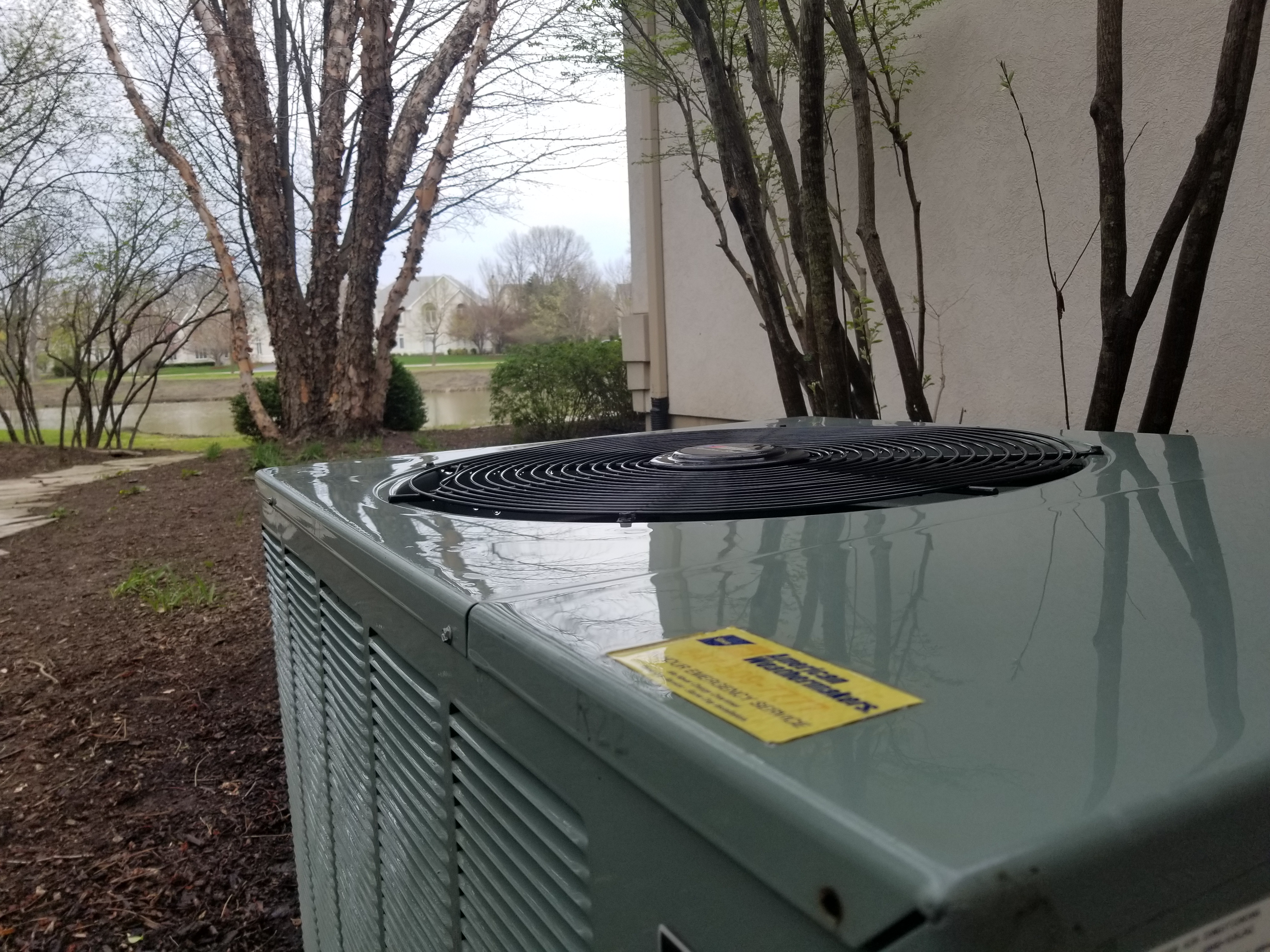 Performed annual maintenance on the Rheem and Amana air conditioning systems and made adjustments to improve the overall efficiency and life expectancy of the equipment