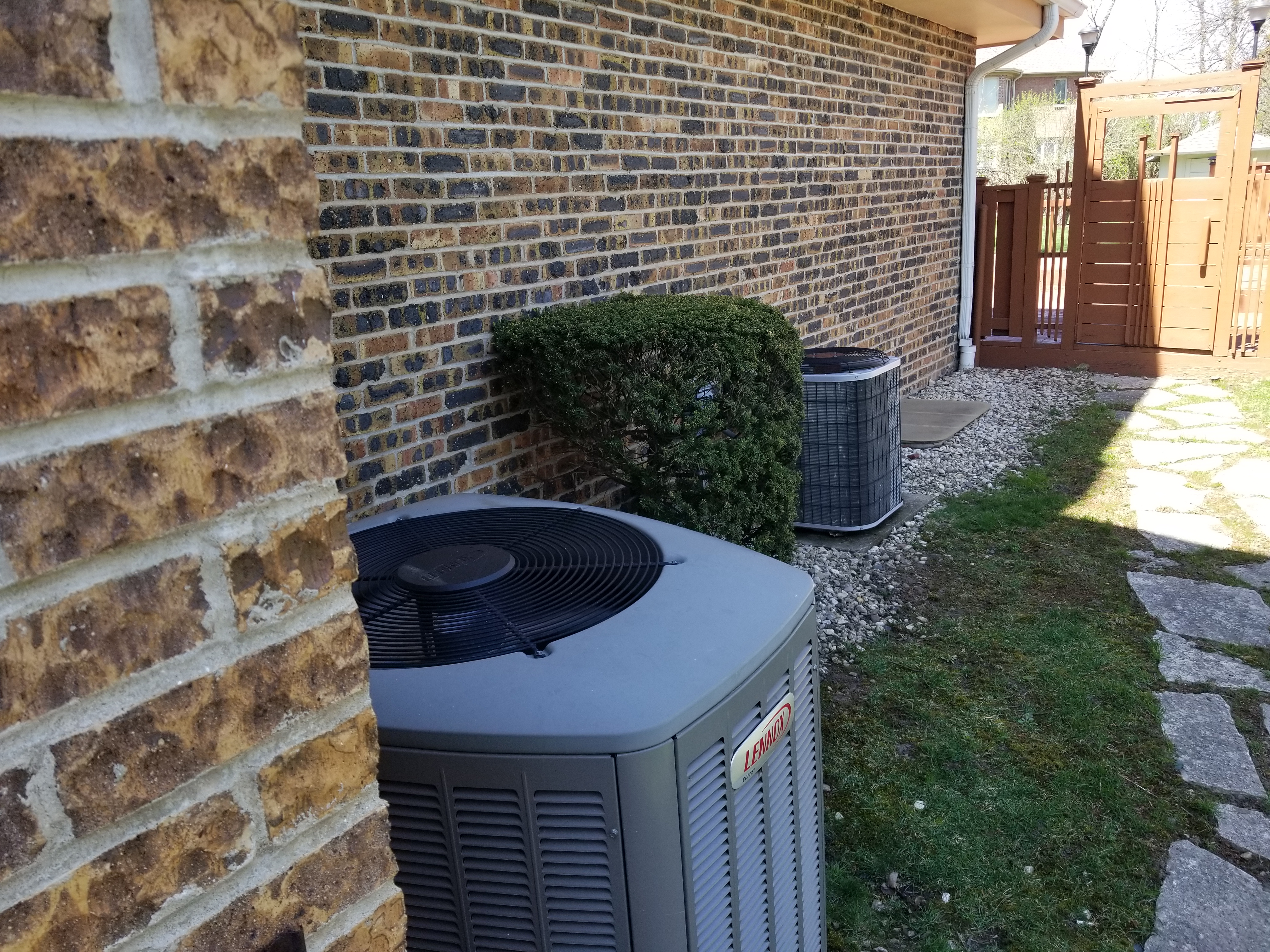 Performed annual maintenance on the Carrier and Lennox Air-conditioning systems and made adjustments to improve the overall efficiency and life expectancy of the equipment
