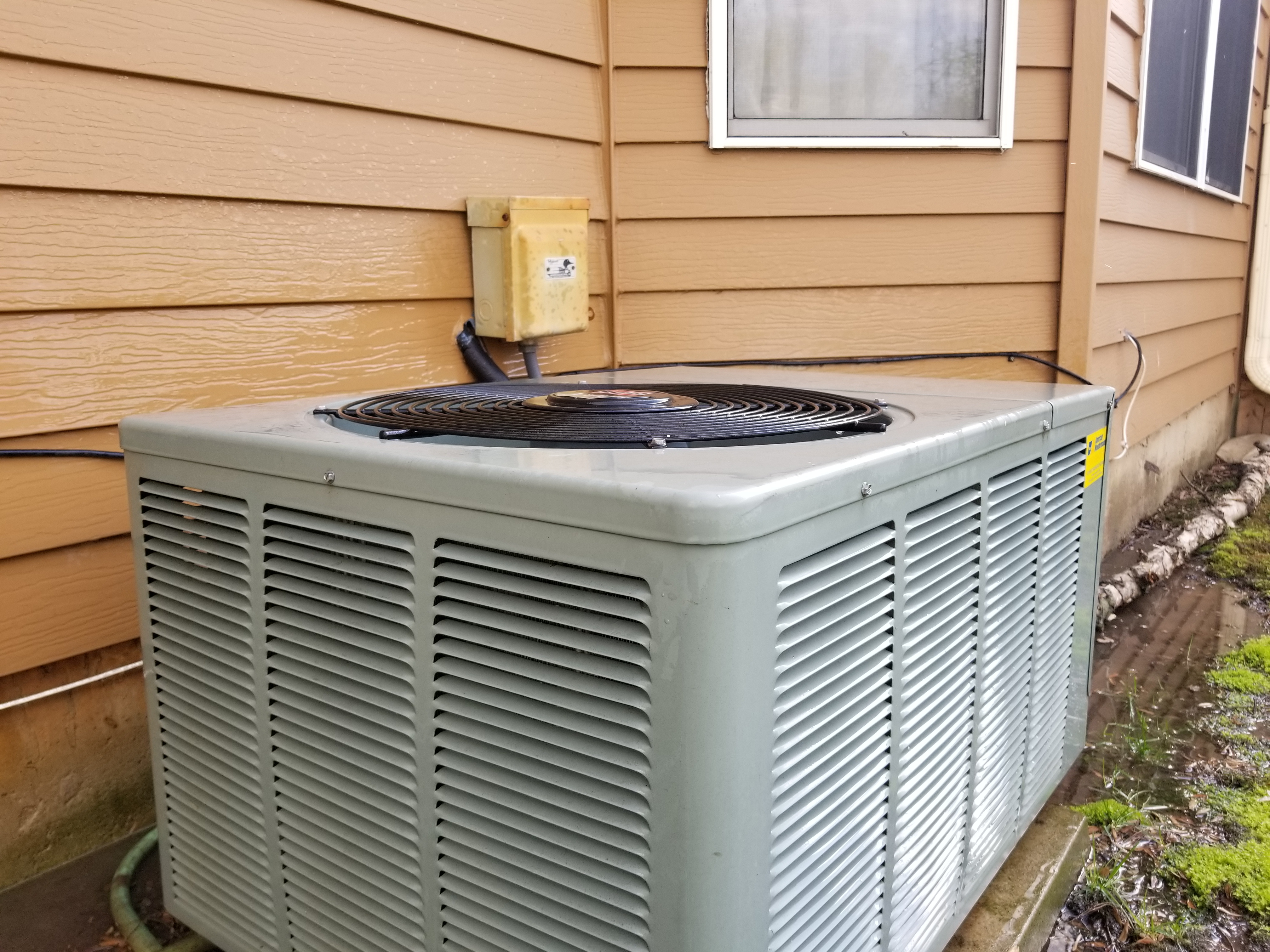 Performed annual maintenance on the Rheem air conditioning system and made adjustments to improve the overall efficiency and life expectancy of the equipment